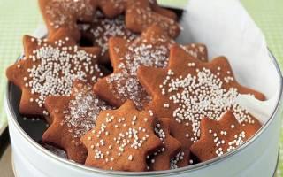 Имбирное печенье рецепт классического, с глазурью, шведского