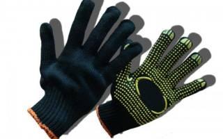 Перчатки рабочие прочные от китайского производителя, цена, видео