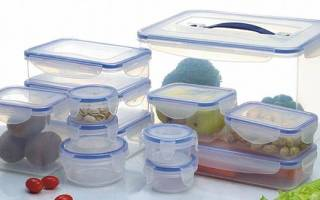 Контейнеры пластиковые для хранения продуктов, цена на Алиэкспресс и в интернет-магазинах, видео