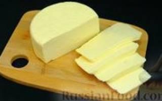 Домашний сыр — простые и доступные пошаговые рецепты с фото