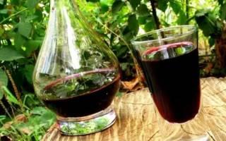 Вино из вишни в домашних условиях, как сделать, рецепт с косточками и без, видео