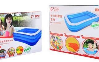 Надувной бассейн для дачи — обзор товара, цена, видео