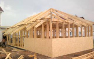 Канадские дома — строительство каркасных домов, плюсы и минусы