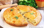 Курник с курицей и картошкой — пошаговый рецепт с фото, видео