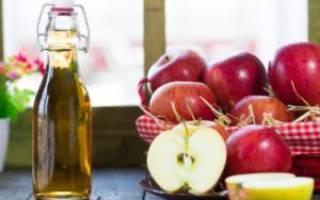 Яблочный уксус в домашних условиях простой рецепт из сока и жмыха