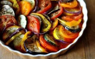 Запеченные овощи в духовке — пошаговые рецепты с фото, видео