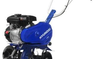 Культиватор Hyundai — обзор моделей Хендай Т 500, Т 800, бензиновый Hyundai Т 700, электрический Т 1500Е, видео