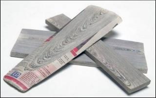 Бумажные доски — изготовление полок, шкафов, пола, тумбочки, видео