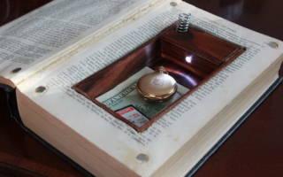 Тайник из Китая в виде камня или книги, характеристики, видео