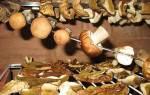 Сушеные грибы — как готовить перловку, суп, подливу, видео