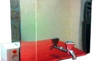 Как сделать умывальник с подогревом своими руками — видео инструкция