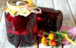 Компот из черной смородины на зиму — рецепты заготовок с добавлением яблок, малины, апельсина, видео