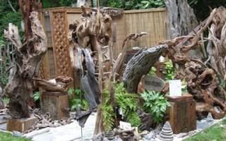 Сад — обустройство рутария, где и как создать сад корней, видео