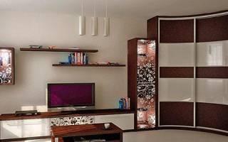 Мебель для зала — диваны, столы, пуфики, стенки и шкафы, видео