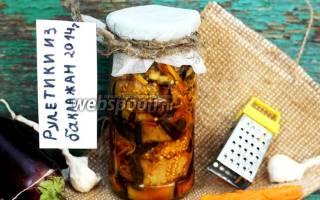 Рулетики из баклажан на зиму с разными начинками, приготовление по рецептам с фото, видео