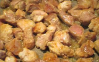 Рецепт гречки по-купечески со свининой, курицей, говядиной, грибами