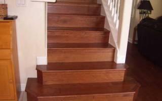 Ступени для лестниц из дерева — расчет размеров, высота и ширина