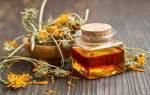 Масло календулы — свойства и применение для лица, волос, в гинекологии, для кожи и младенцев, видео