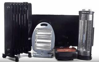 Электрические обогреватели, обзор и сравнение приборов разного типа, видео