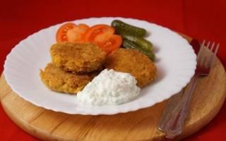 Котлеты из чечевицы — пошаговый рецепт, приготовление, видео