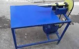 Дровокол винтовой, конусный — изготовление своими руками по чертежам, дровокол с двигателем 220 В, выбор конуса, видео