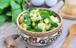 Блюда из черемши, рецепты с фото приготовления пирогов, салатов