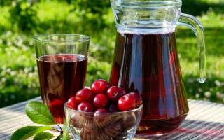 Рецепт наливки из черешни в домашних условиях без водки, на спирту или водке, видео