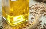 Масло зародышей пшеницы — свойства и применение для лица, волос, ресниц, видео