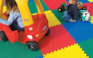 Мягкий пол для детских комнат — преимущества и недостатки, размеры модулей, как мыть мягкий пол, видео
