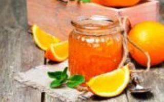 Апельсиновый джем в домашних условиях, рецепт с фото пошагово, видео