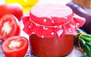 Как приготовить томатную пасту на зиму в домашних условиях, рецепт