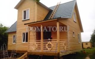Дома деревянные дома из бревна, бруса, каркасные, проекты, терем