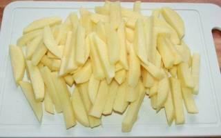 Картофель фри в домашних условиях в духовке, на сковороде, как приготовить без масла, видео