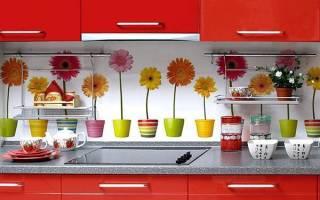 Фартук для кухни на рабочую зону, варианты дизайна, видео
