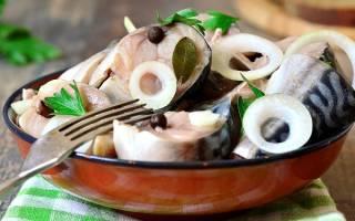 Как посолить скумбрию: классический рецепт с маринадом и без, видео