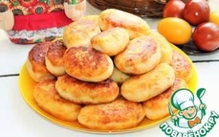 Картофельные зразы с мясом, капустой, сыром, яйцом и луком, грибами, рецепты, видео