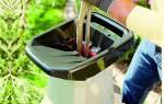Измельчитель веток садовый электрический — обзор модели Шредер, Викинг, чертежи изготовления измельчителя своими руками, видео