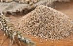 Отруби пшеничные — польза и вред, как принимать для похудения, при запорах, видео