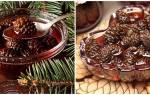 Варенье из сосновых шишек — польза и вред, рецепт приготовления, видео