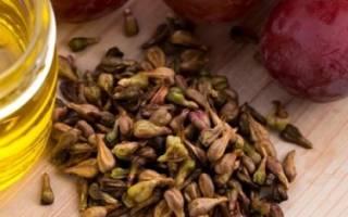Масло из виноградных косточек: применение и польза, видео