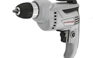 Дрель Интерскол Д-10/420Э — технические характеристики, видео