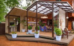 Летняя кухня в частном доме открытая и закрытая, проекты, видео