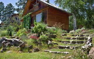 Как правильно обустроить садовый участок — планирование зон, дизайн