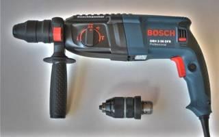 Перфоратор Bosch GBH 2 26 DFR, GBH 2 26 DRE — оригинальные модели и подделки, видео