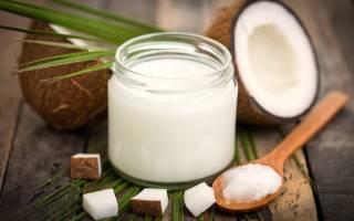 Кокосовое масло — применение в косметологии, кулинарии, для волос, видео