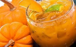 Сок из тыквы с апельсином на зиму, рецепт приготовления в домашних условиях, видео