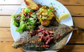 Камбала, запеченная в духовке — простой рецепт с пошаговым фото, видео