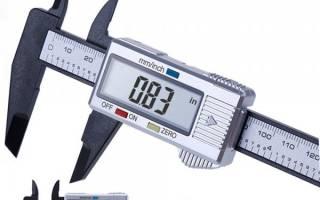 Электронный штангенциркуль из Китая — технические характеристики инструмента, цена, видео