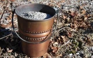 Древесная зола для чеснока — правила внесения удобрения в летний период, видео