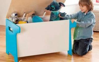 Хранение игрушек в мешке, коробке, ящике, кармашках, на полках и стеллажах, видео